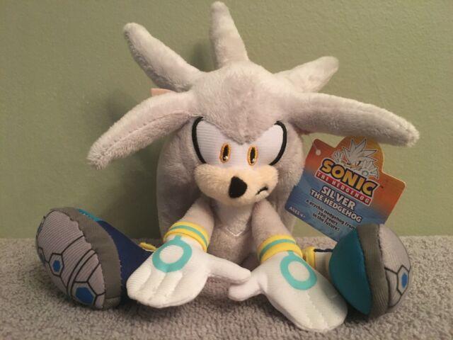 Sonic The Hedgehog Plush Teddy Bear Toy Sega Video Game Genesis Saturn Dreamcast For Sale Online Ebay
