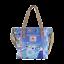 High-Shopper-Large-Blue-Yucatan-Happiness-Tasche Indexbild 1