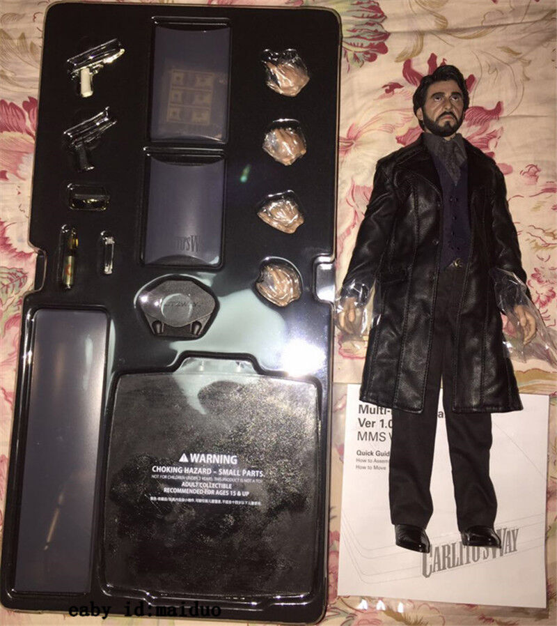 BLITZWAY 1/6 Carlito's Way Al Pacino again Action Figure Old In Box Collection