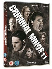 Criminal Minds . The Complete Season 11 . Staffel . 5 DVD . NEU . OVP