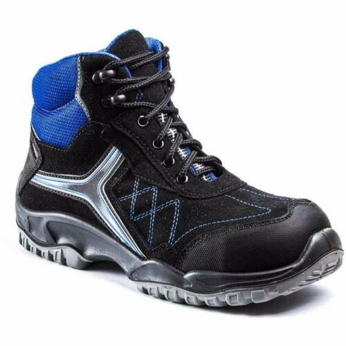 01428 Lightweight Leopard Safety Boots s3 Breathable Made in Germany