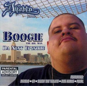 BOOGIE-THE-BIG-MAN-Da-Next-Epysode-RARE-OOP-San-Diego-Chicano-G-FUNK-Gangsta-RAP
