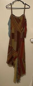 Save-The-Queen-Dress-Made-In-Italy-Size-Medium-Like-New-EUC