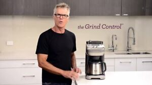 """Breville """"The Grind Control"""" programable 12 CUP Coffee Maker (BDC650BSS)"""