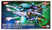 "Hasegawa Macross 65834 RVF-25 Super Messiah ""Macross F"" 1/72 scale kit"