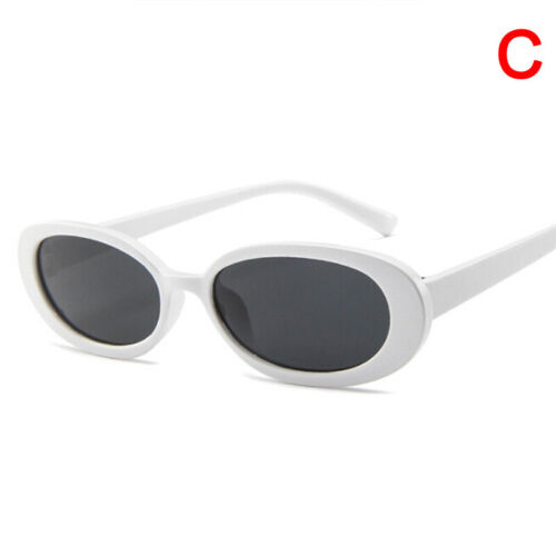 Sunglasses Women Ladies Retro Frame Oval Vintage Shades Glasses Fashion In~GQ
