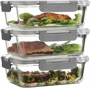 Superior-Glass-Meal-Prep-Containers-3-pack-35oz-100-Leak-Proof-Containers