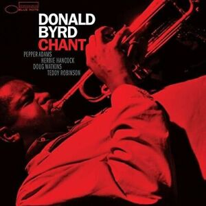 Donald-Byrd-Chant-New-Vinyl-LP