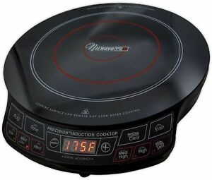 NuWave Pro Pic Induction Electric Cooktop 30301 1800w Portable