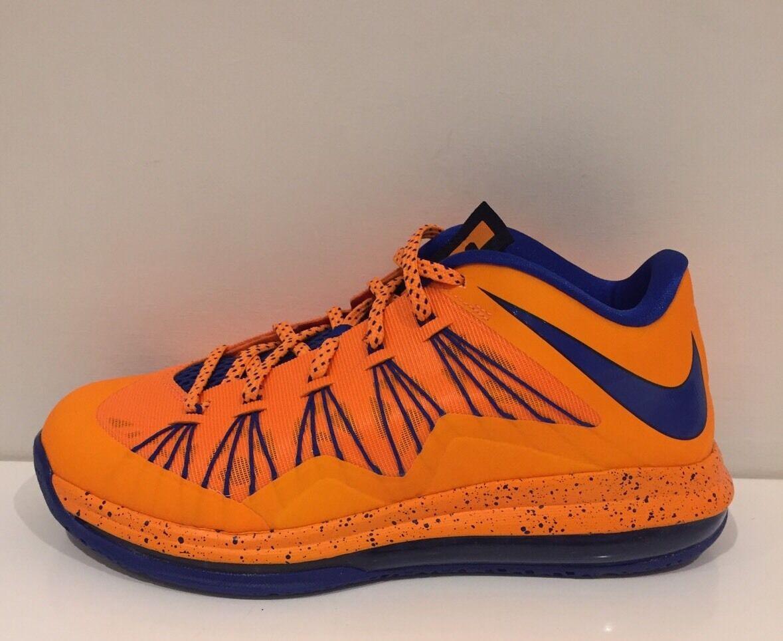 Nike Lebron X 10 Low Größe 6 (uk) BNIB