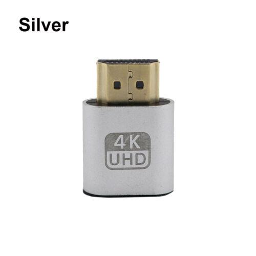 VGA 1920*1080 Virtual Display HDMI 1.4 DDC EDID Dummy Plug Emulator Adapter