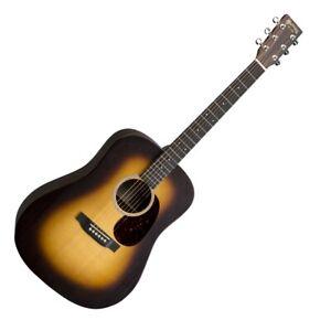 Martin-Guitares-X-Series-DX1AE-Macassar-Burst-Electro-Guitare-acoustique
