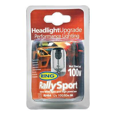 Ring Automotive RW492 12V 130W H3 Pk22S Ring Rally Sport Halogen Headlamp