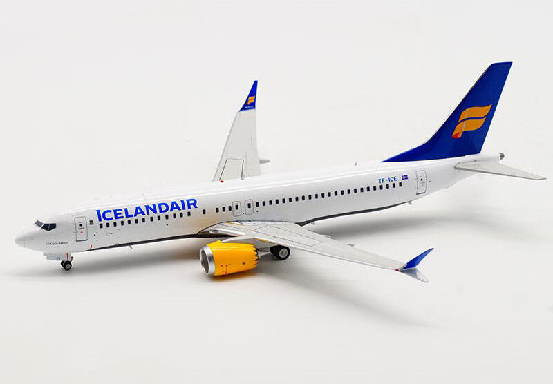 Inflight200 1 200 Icelandair Boeing 737-8MAX New Livery TF-ICE AVIATIONMODELSHOP    Qualität