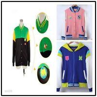 Free ! Iwatobi Swim Club Haruka Nanase Nagisa Hazuki Cosplay Hoodies Coat Jacket