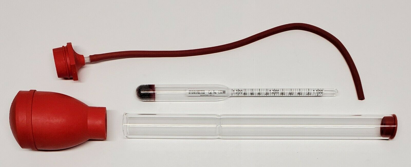 Enersys Brady Instruments 81332 Battery Tester Hydrometer/Thermometer 13090