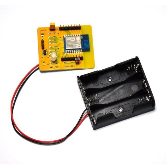 ESP8266 WIFI Serial Dev Kit Development Board Test Wireless Board Full IO LeadsN