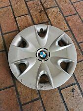 """Original 16/""""Zoll BMW 1er Radkappe Radzierblende 36136777787 8 x vorhanden. NEU"""