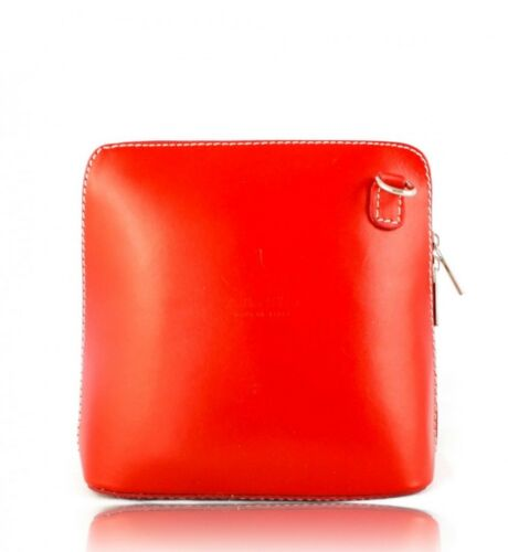 LeahWard Women/'s Real Leather Small Cross Body Handbags Messenger Bags For Women