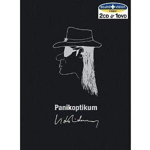 "UDO LINDENBERG ""PANIKOPTIKUM"" 2 CD+DVD NEU"
