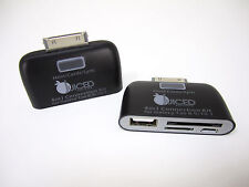 Samsung Galaxy Tablet 4-in-1 Connection Kit : USB, SD Memory/micro SD, Micro USB