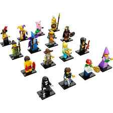 Lego Minifigure Series 12 New Complete Set Of All 16 Figures (71007) LOT NEW