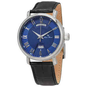 Lucien Piccard Maestro Blue Dial Men's Watch 40054-03