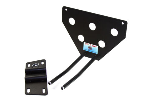 STO N SHO Quick Release Front License Plate Bracket for Audi 2012-2014 A6 and A7