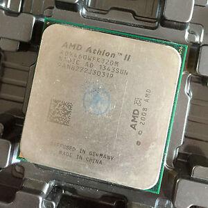 AMD-Athlon-II-X3-460-3-4-GHz-3-Core-Prozessor-Sockel-AM3-AM2-CPU-ADX460WFK32GM