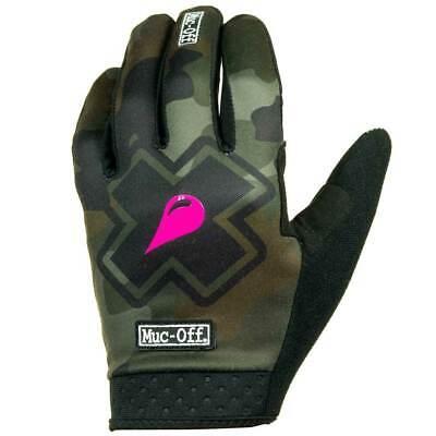 Camo Muc-Off MTB Cycling Gloves