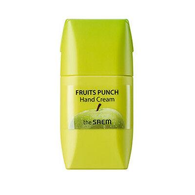 [the SAEM] Fruits Punch Apple Hand Cream 50ml