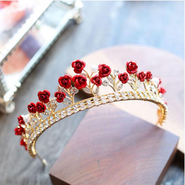 crown red crown baby crown princess tiara,princess crown baby tiara red princess crown headband Tiara red tiara red princess tiara