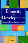 Ethnicity and Development by John Wiley and Sons Ltd (Hardback, 1996)