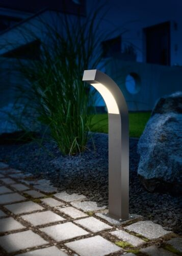 LED Gartenleuchte Wegleuchte Außenlampe Gartenlampe Standleuchte 230V Standlampe