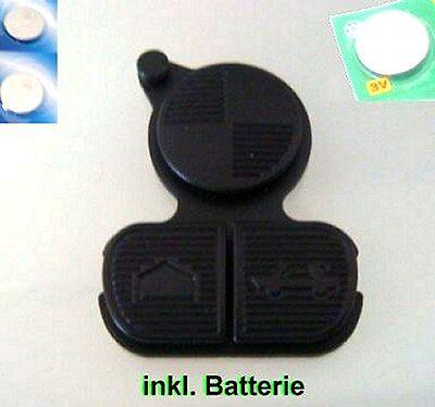 Bmw batterie e46 leer ständig Funkschlüssel Batterie