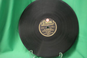 Details about Bing Crosby -Close As Pages In A Book & If I Loved You -  Decca 78 RPM