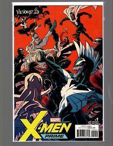 X-Men-Prime-1-Venomized-Variant-NM-New-Unread