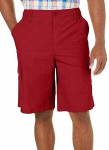Boca-Classics-Mens-Ripstop-Solid-Cargo-Shorts
