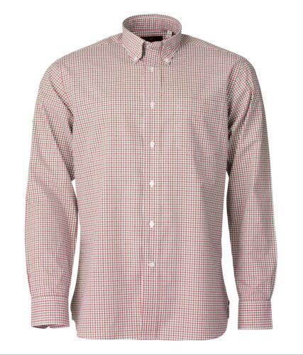 Laksen Madison Camicia di Cotone Uomo
