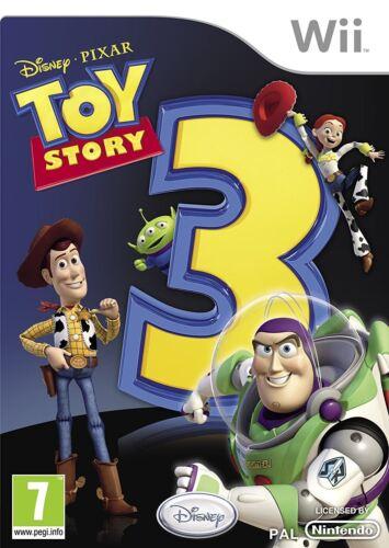 1 of 1 - Disney Toy Story 3 - Nintendo Wii