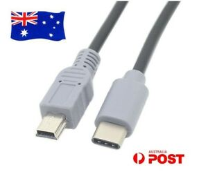 USB 3.1 Type C Male to Male Data Sync /& Charging Adapter CableAU