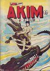 Akim Album N°117 (N°589 à 592) - Mon Journal 1984 - BE