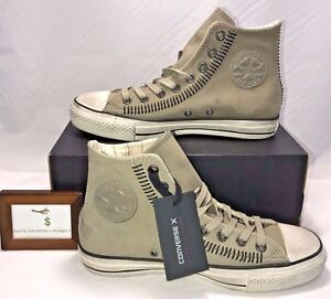 best sneakers d0120 d4043 Image is loading Converse-X-Mens-Size-8-John-Varvatos-Ct-