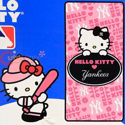 Weitere Ballsportarten Mlb New York Yankees Strandtuch Badetuch 28x58 Baumwolle Diagonale Ny Logo Heller Glanz