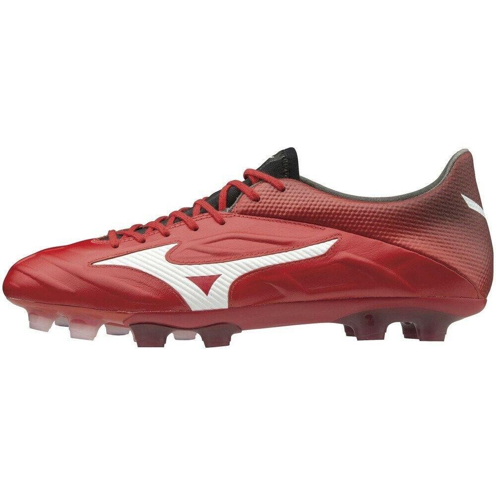 Mizuno Japan Rebula 2 V1 Fútbol Soccer Zapatos Canguro Cuero P1ga1871 Roja