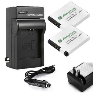 2X-NB-11L-NB11LH-Battery-Charger-for-Canon-PowerShot-ELPH-110-HS-A2300-A2500