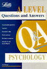 A-level Questions and Answers Psychology by Cara Flanagan (Paperback, 1995)