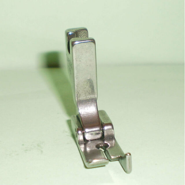"""JUKI, WORKS ON BROTHER INDUSTRIAL SEWING MACHINE EDGE FOOT 1//4/"""" RIGHT"""