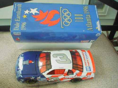 1996 Dale Earnhardt Atlanta Olympic Car Food City Promo 1:24 Diecast