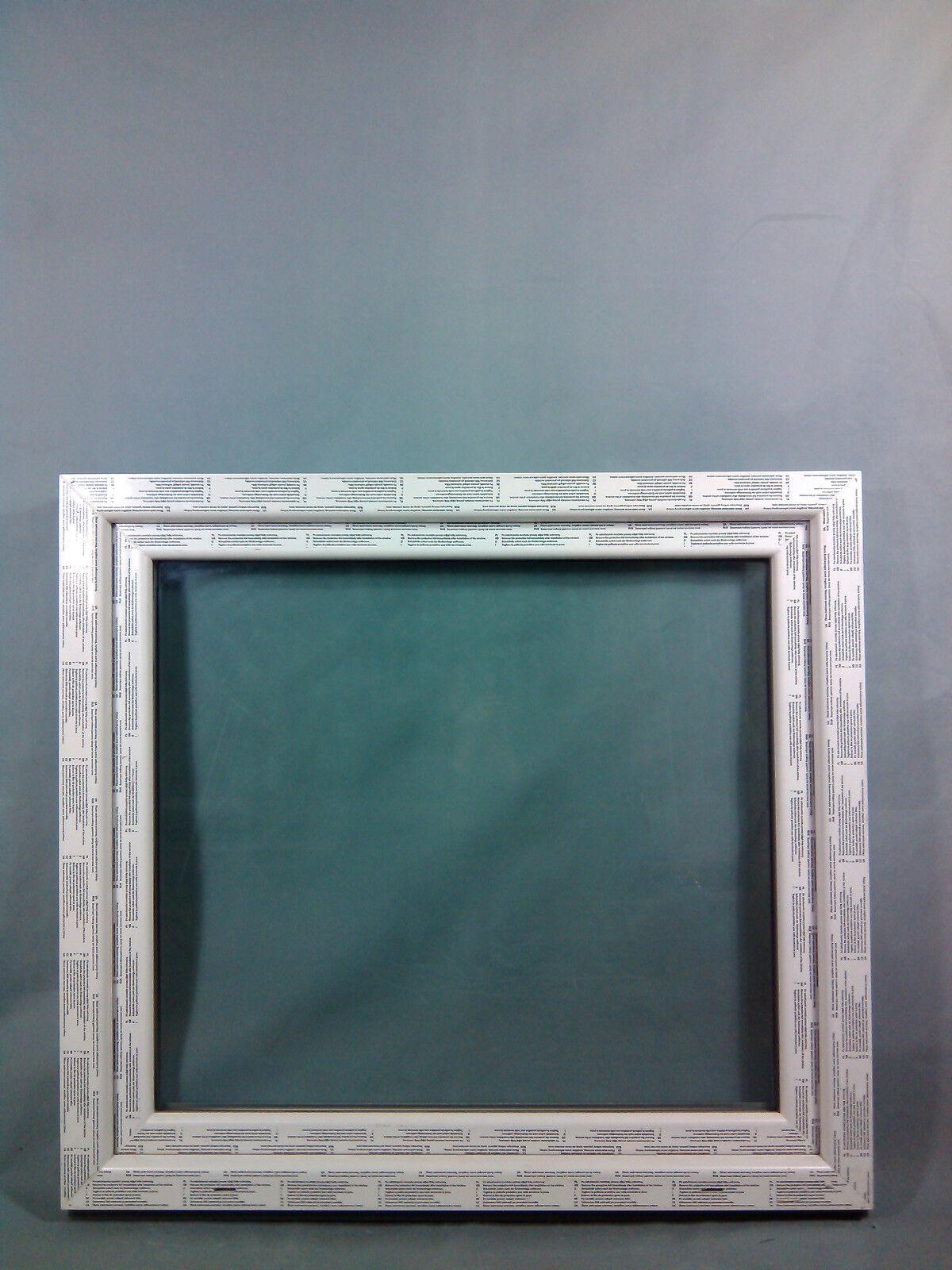 Kunststofffenster Fenster Salamander, 110x100 cm bxh, weiß